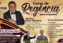 Curso de Regência para Orquestra.