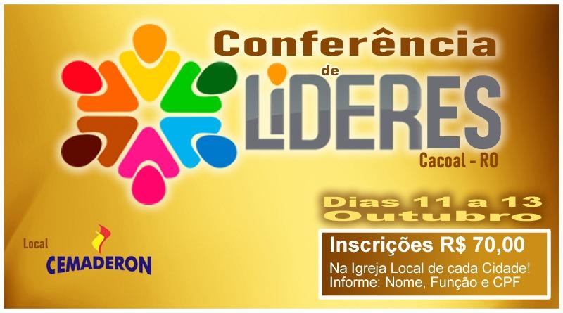 Liderar-Conferência de Lideres