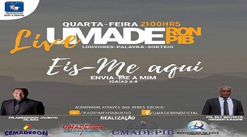 Live Umaderon DIA 09-09-2020