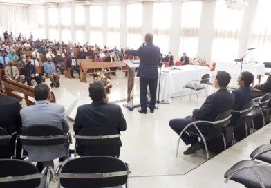 Reunião de Obreiros em Buritis-Ro, no dia 07-11-2020